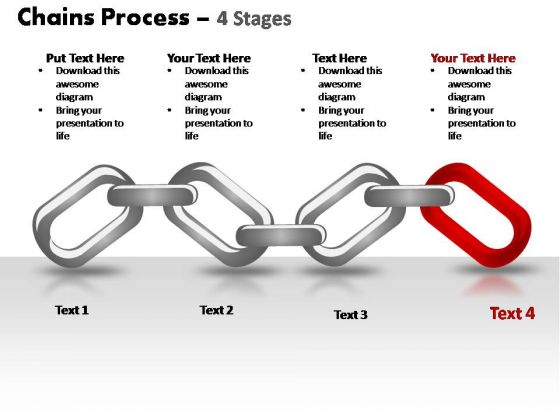 PowerPoint Presentation Designs Marketing Chains Process Ppt Templates