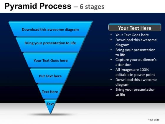 PowerPoint Presentation Designs Marketing Pyramid Process Ppt Designs