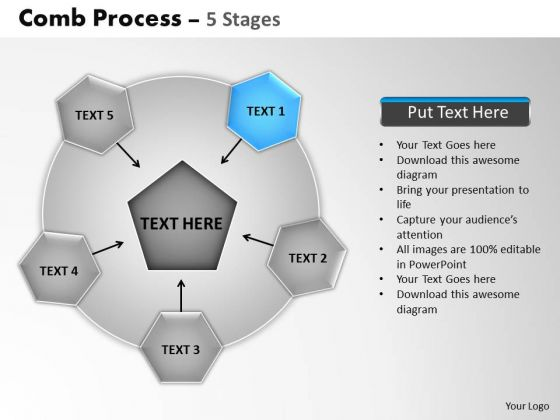 PowerPoint Presentation Designs Sales Wheel And Spoke Process Ppt Presentation