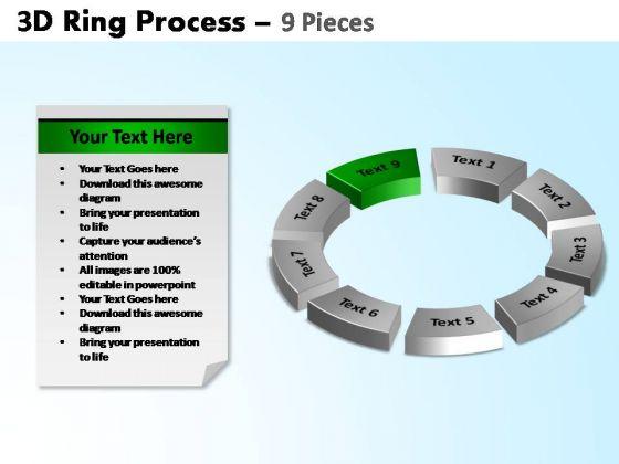 PowerPoint Presentation Designs Success Ring Process Ppt Presentation