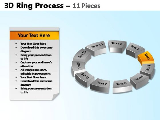 PowerPoint Presentation Designs Success Ring Process Ppt Theme