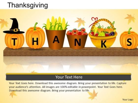PowerPoint Presentation Designs Thanks Thanksgiving Ppt Presentation
