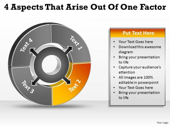 PowerPoint Presentation Diagram Aspects Arise Ppt Slide Designs