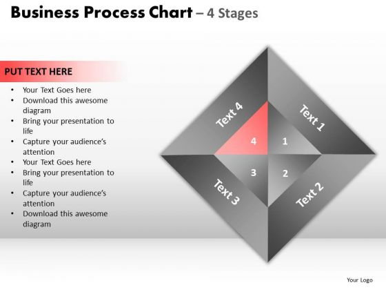 PowerPoint Presentation Diagram Business Process Ppt Template