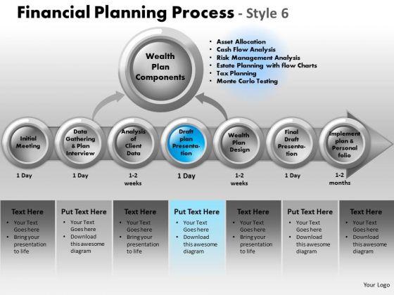 PowerPoint Presentation Diagram Financial Planning Ppt Designs
