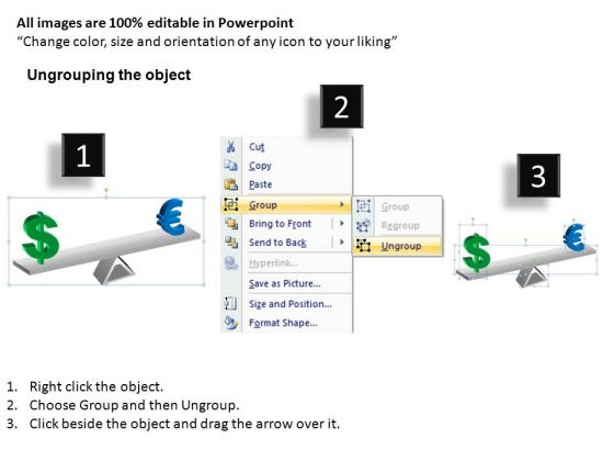 powerpoint_presentation_dollar_euro_seesaw_charts_currency_ppt_templates_2
