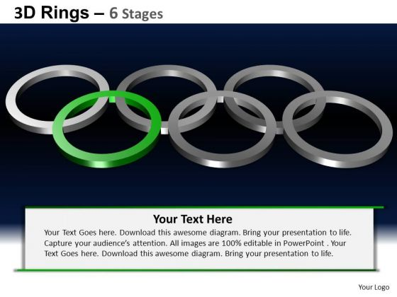 PowerPoint Presentation Download Rings Ppt Process