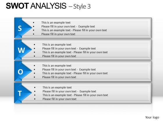 PowerPoint Presentation Editable Swot Analysis Ppt Layout
