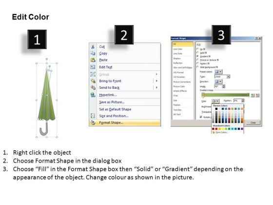 powerpoint_presentation_executive_teamwork_vision_umbrella_chart_ppt_themes_3
