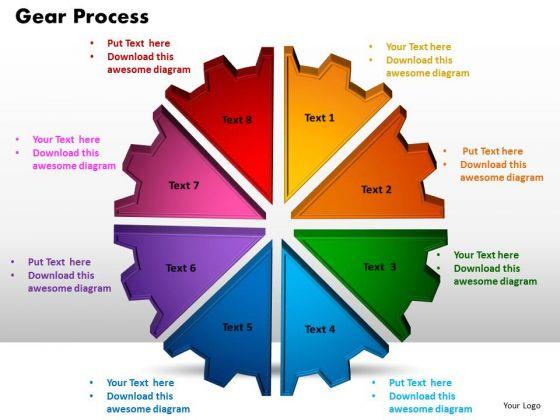 PowerPoint Presentation Gear Process Teamwork Ppt Slide ...