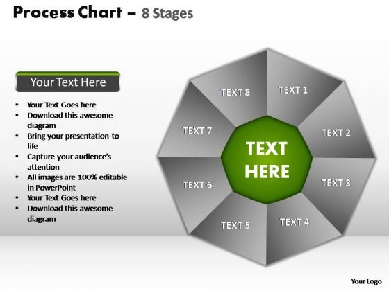PowerPoint Presentation Graphic Process Chart Ppt Slides