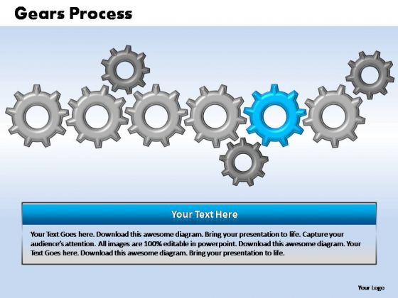 PowerPoint Presentation Growth Gears Ppt Themes