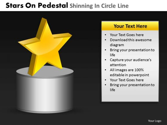 PowerPoint Presentation Growth Pedestal Shinning Ppt Design