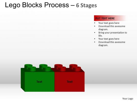 PowerPoint Presentation Leadership Lego Blocks Ppt Design
