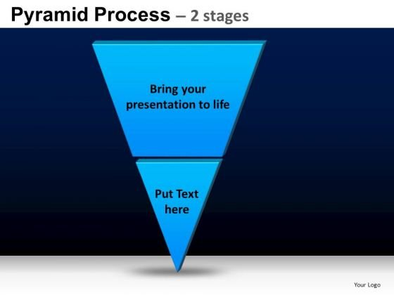 PowerPoint Presentation Leadership Pyramid Process Ppt Template