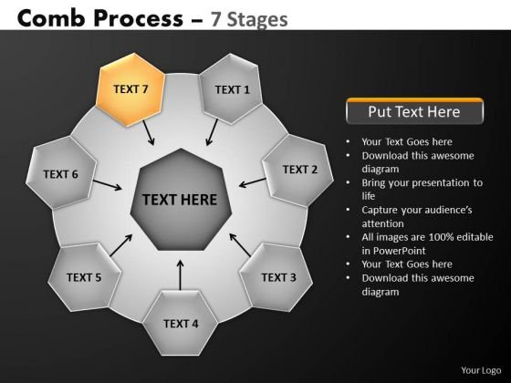 PowerPoint Presentation Marketing Hub And Spokes Process Ppt Designs