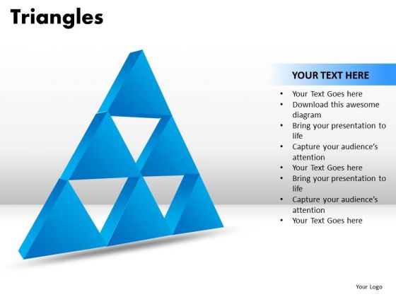 PowerPoint Presentation Marketing Triangles Ppt Design