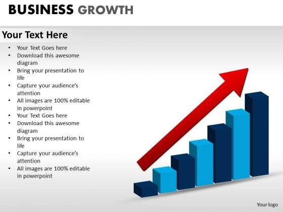 PowerPoint Presentation Process Business Growth Ppt Designs