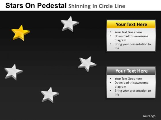 PowerPoint Presentation Process Pedestal Shinning Ppt Slides
