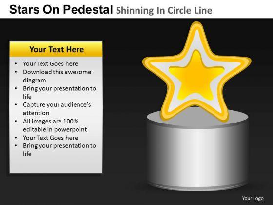 PowerPoint Presentation Process Pedestal Shinning Ppt Themes