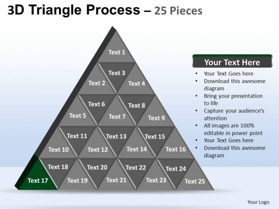 PowerPoint Presentation Process Triangle Process Ppt Presentation