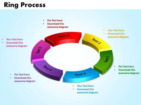 PowerPoint Presentation Ring Process Growth Ppt Themes