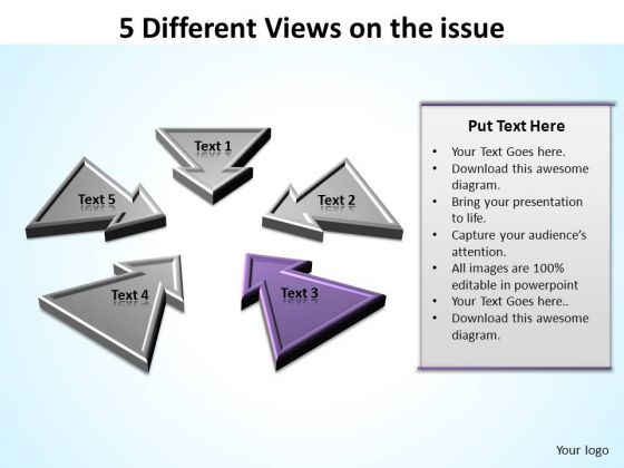 PowerPoint Presentation Sales Different Views Ppt Slide Designs