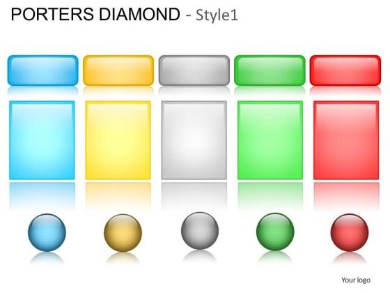 PowerPoint Presentation Sales Porters Diamond Ppt Backgrounds