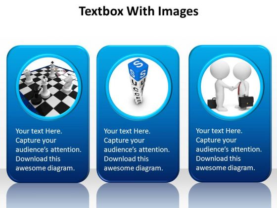 PowerPoint Presentation Sales Textbox With Images Ppt Themes