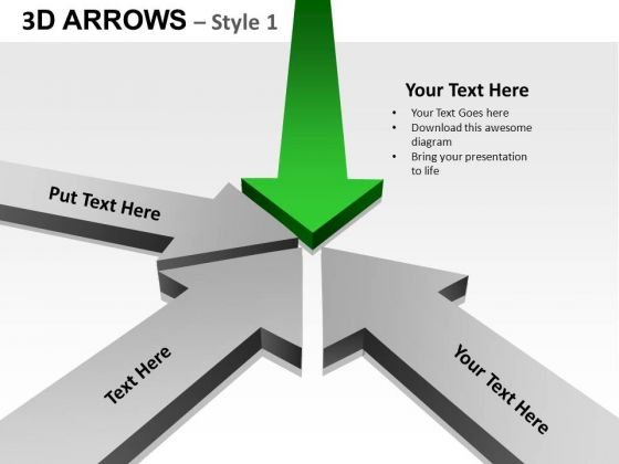 PowerPoint Presentation Strategy Arrows Ppt Presentation