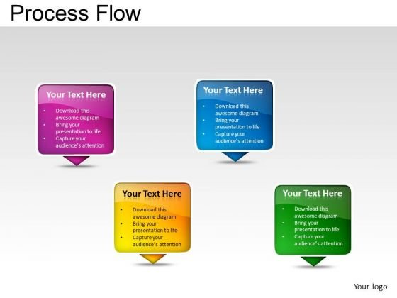 PowerPoint Presentation Success Process Flow Ppt Themes
