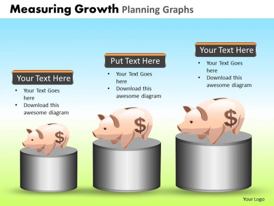 PowerPoint Presentation Teamwork Measuring Growth Ppt Presentation