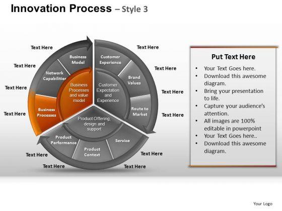 PowerPoint Presentation Teamwork Pie Chart Ppt Theme