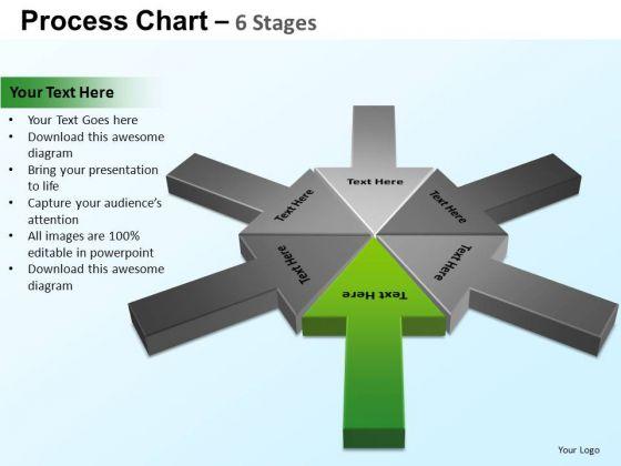 PowerPoint Presentation Teamwork Process Chart Ppt Template
