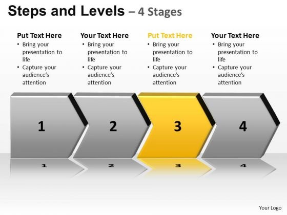PowerPoint Presentation Teamwork Steps And Levels Ppt Slides