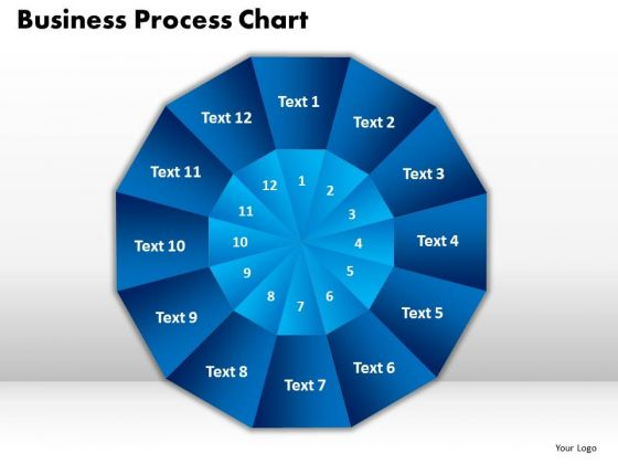 PowerPoint Process Business Process Chart Marketing Ppt Theme