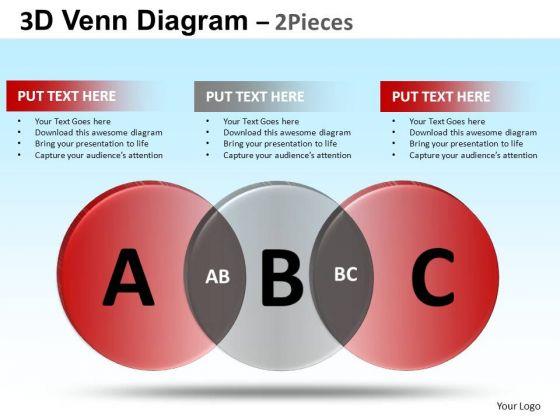 PowerPoint Process Company Success Venn Diagram Ppt Layouts