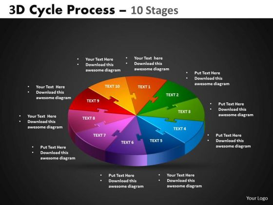 PowerPoint Process Cycle Process Cycle Process Ppt Layouts