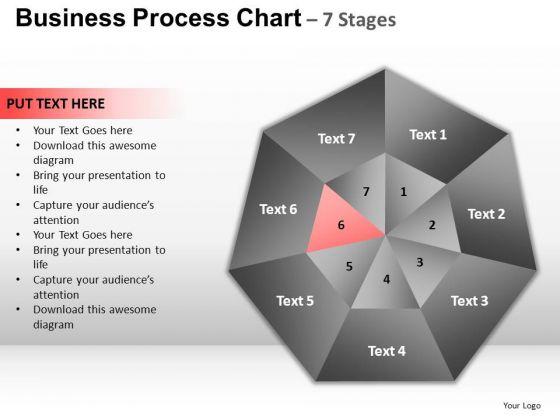 PowerPoint Process Diagram Circular Quadrant Ppt Slide Designs