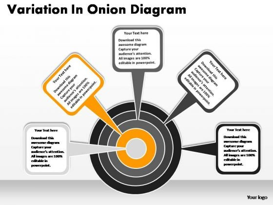 PowerPoint Process Diagram Onion Ppt Theme