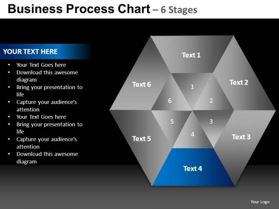 PowerPoint Process Download Quadrant Chart Ppt Design Slides