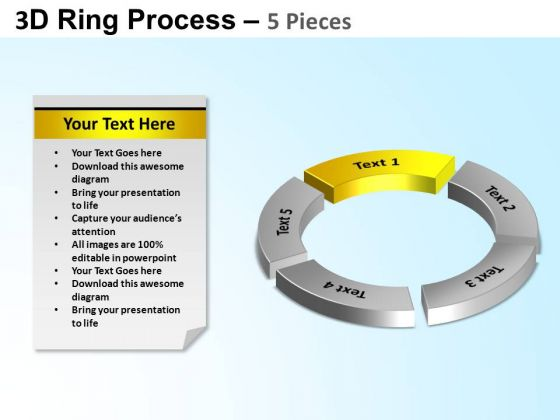 PowerPoint Process Download Ring Process Ppt Theme