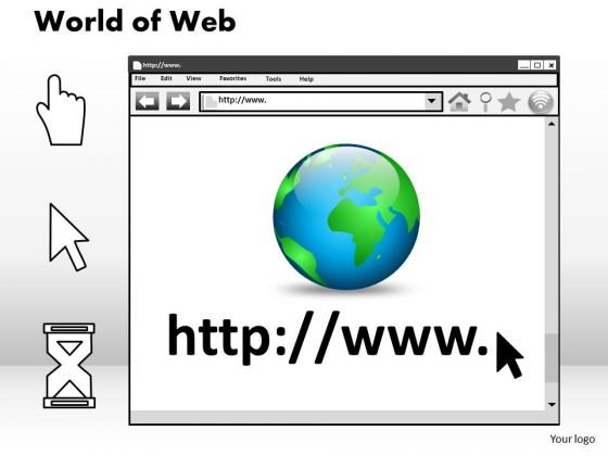 PowerPoint Process Download World Of Web Ppt Presentation