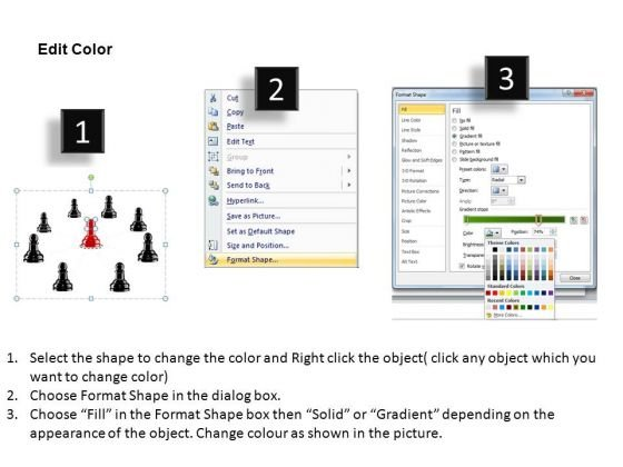 powerpoint_process_executive_success_chess_pawn_ppt_process_3