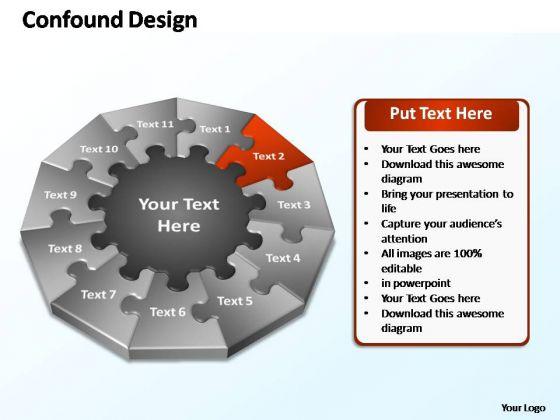 PowerPoint Process Growth Confound Design Ppt Slide Designs