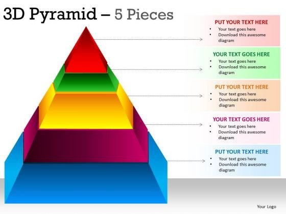 PowerPoint Process Image Pyramid Ppt Layouts