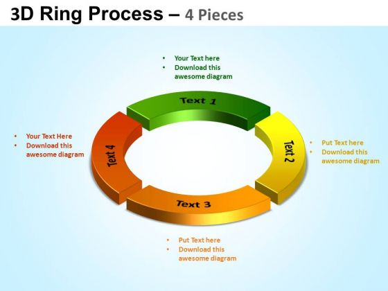 PowerPoint Process Image Ring Process Ppt Design Slides