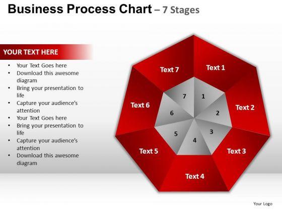 PowerPoint Process Leadership Circular Quadrant Ppt Design
