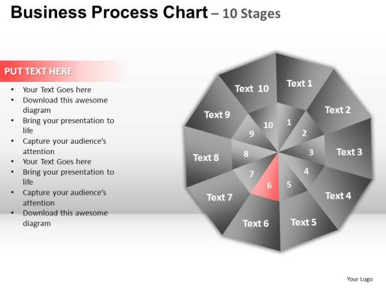 PowerPoint Process Leadership Circular Quadrant Ppt Themes