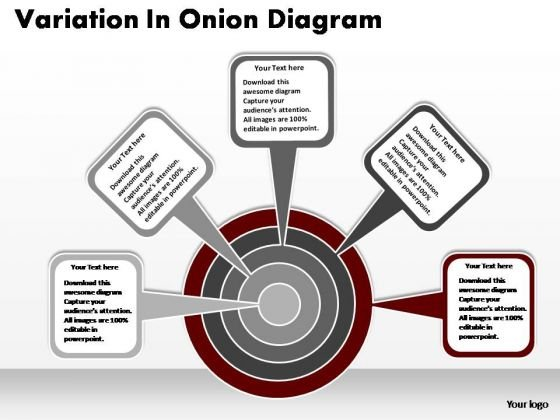 PowerPoint Process Strategy Onion Ppt Themes